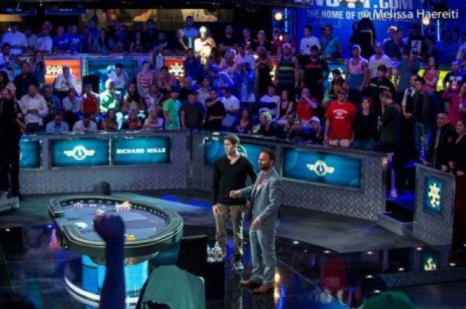 Daniel Colman hace historia al  ganar el Big One for One Drop 0001