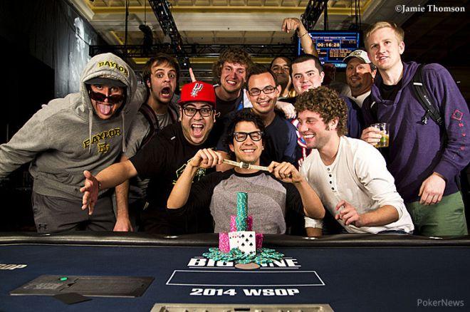 WSOP Event #59: Phillip Hui wint $3.000 Omaha Hi-Low voor $286.976