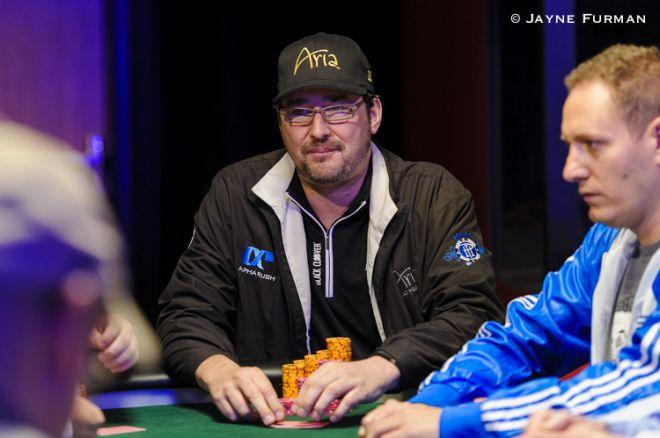 WSOP día 38: A Todd Brunson y Phil Hellmuth se les escapa el brazalete 0001
