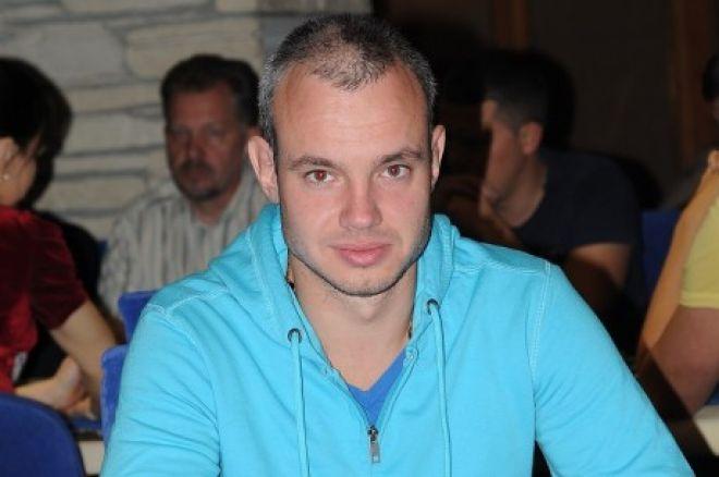 """Zigmas """"Brilijant"""" Pekarskas labai sėkmingai startavo World Poker Tour serijoje 0001"""