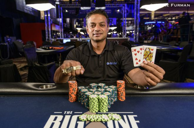 Salman Jaddi Vence Evento #60: $1,500 No-Limit Hold'em ($614,248) 0001