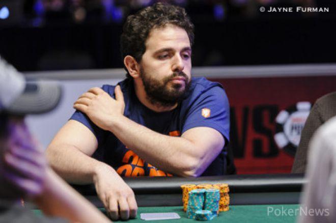 Στην τρίτη θέση του Event #64 o Μίλτος Κυριακίδης για... 0001