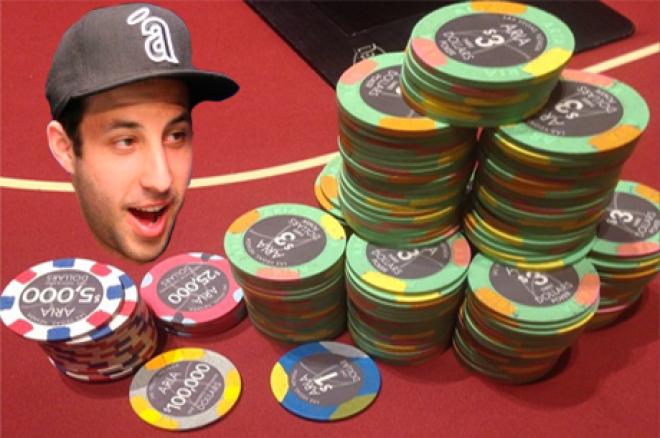 De $9/$18 a $600/$1,200 - Alec Torelli Ganha mais de $250,000 nos Cash Games do Aria 0001
