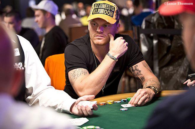 """Futbolininkas Johnas Arne Riise: """"Pokeryje jaučiu didesnę įtampą nei baudinių... 0001"""