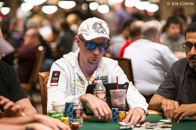 2014 WSOP Main Event Day 2A/B - Jan Przysucha i Marcin Horecki poza Main Eventem! Inni... 0001
