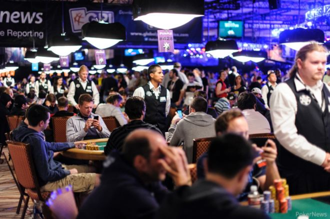 WSOP What to Watch For: 746 Return to Burst Main Event Bubble on Day 4 0001