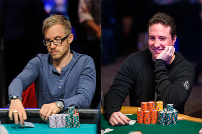 Martin Jacobson Lidera Main Event WSOP; Bruno Foster 6º no Chip Count 0001