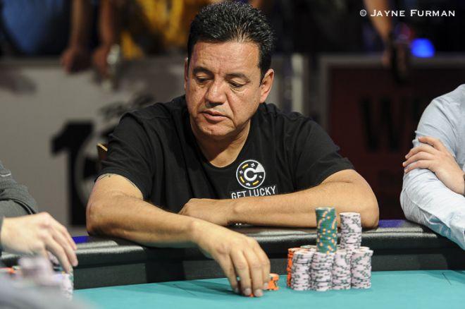 Luis Velador casi por llegar a mesa final del Main Event 0001