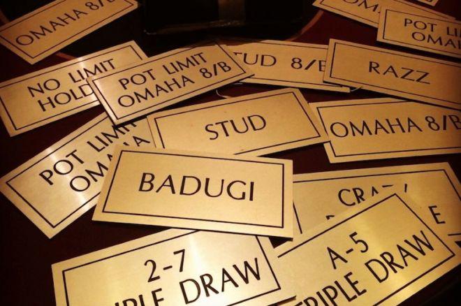 разновидности покера