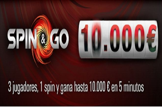 Torneos Spin & Go de Pokerstars