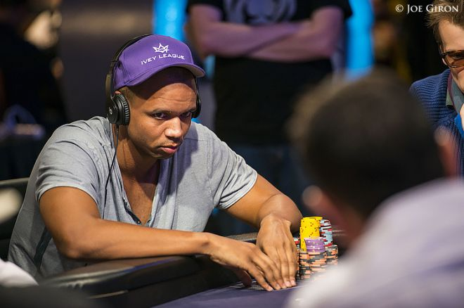 Ivey League Phil Ivey