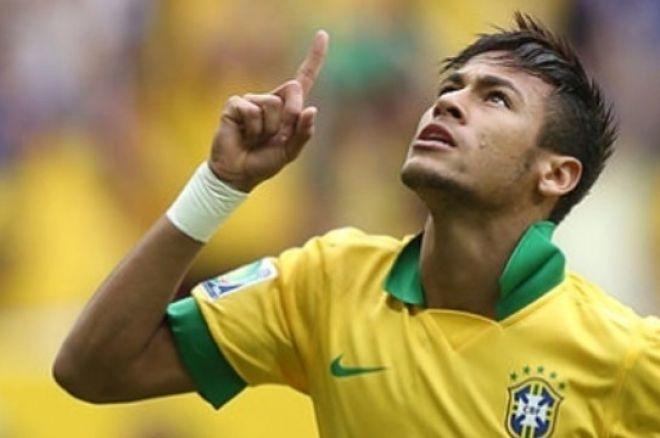 Neymar i jego zapał do pokera! 0001