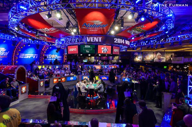 Poker's Biggest Bubble: Considering the 2014 WSOP Main Event Bubble Hand 0001