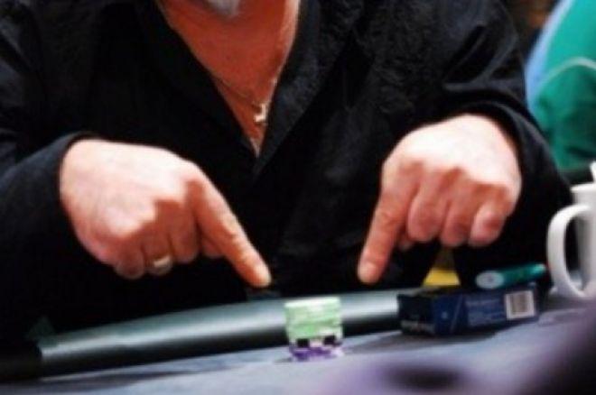 Пять распространенных ошибок, которые турнирные игроки совершают с коротким стеком 0001