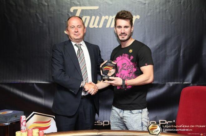 """Rubén Gonzalez """"Barryckelo"""" se proclama campeón en la segunda parada de la Liga Española... 0001"""