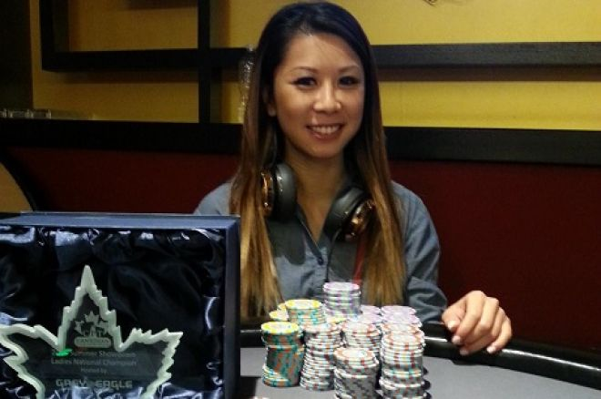 Thi Nguyen is the CPT Ladies National Champion