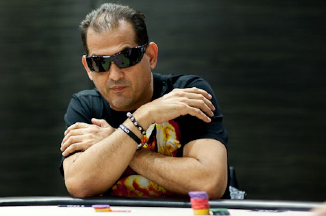 Online Railbird Report ; Freitez en tercero en el  Sunday Million 0001