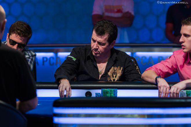 Fabián Ortiz, el argentino que quiere todo en el poker 0001