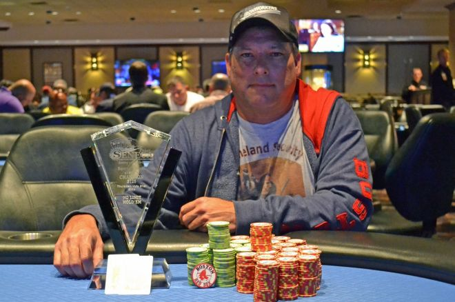 Ten Players Chop Seneca Niagara Summer Slam Event #5; Doug Cloud Wins Title 0001