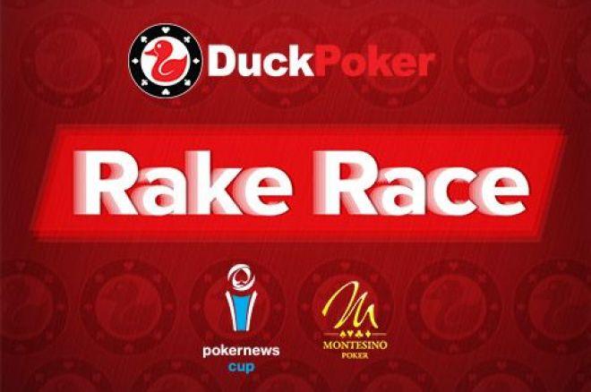 Pokernews rake race
