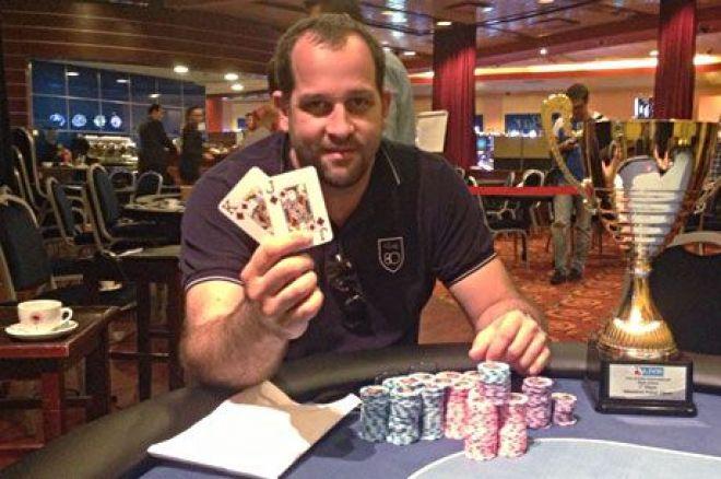 """Luka """"aleka1607"""" Drakić iz Crne Gore u Odličnoj Poker Formi 0001"""