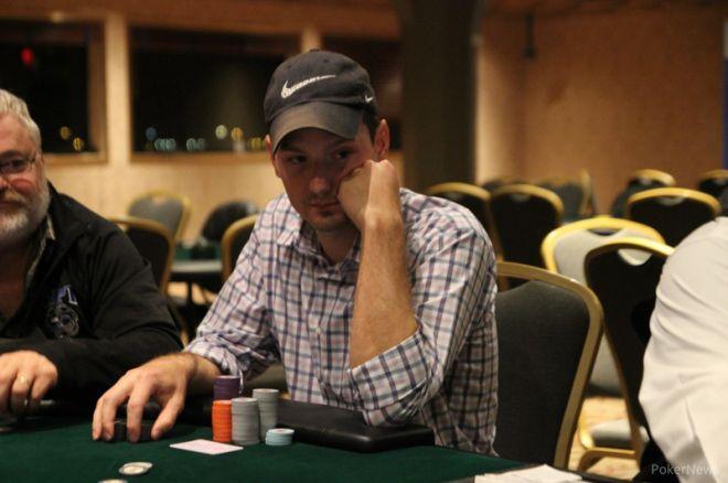 Latest joel casper poker news leggings roulette