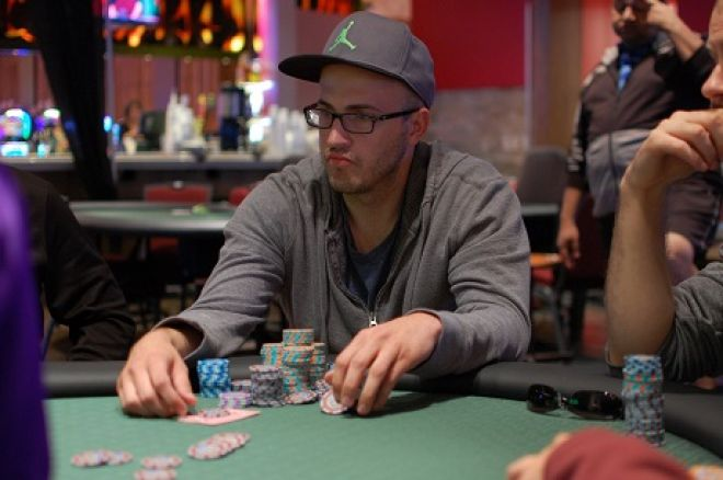 Thomas Slifka leads CPT Main Event
