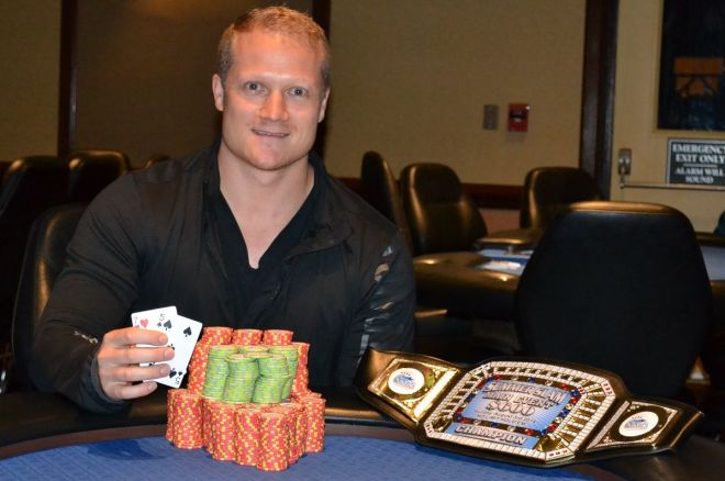 Buck Ramsay Wins 2014 Seneca Niagara Summer Slam Main Event 0001