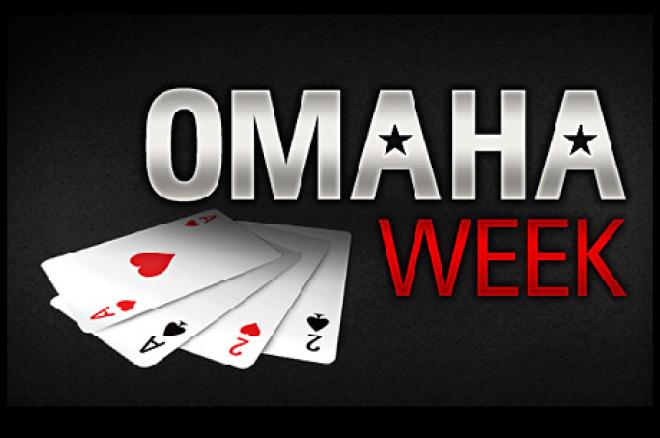Omaha nädal PokerStarsis