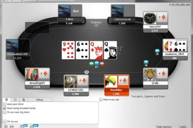 Partypoker New Client