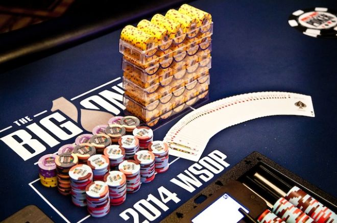 2014 World Series of Poker Raises More Than $5 Million for Charity 0001