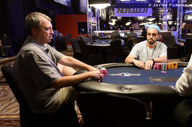 Good Chips After Bad: How Mistakes Can Build in a No-Limit Hold'em Hand 0001