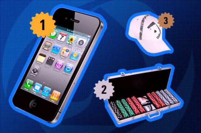 """Vyhrajte svůj nový iPhone s """"Big Raise"""" 0001"""