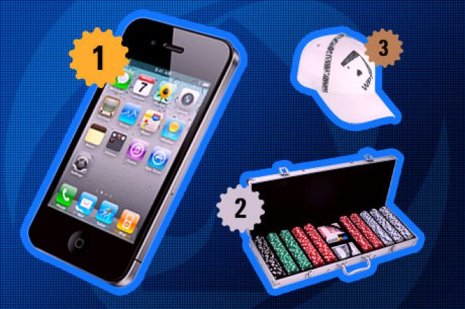 "Vyhrajte svoj nový iPhone s ""Big Raise"" 0001"