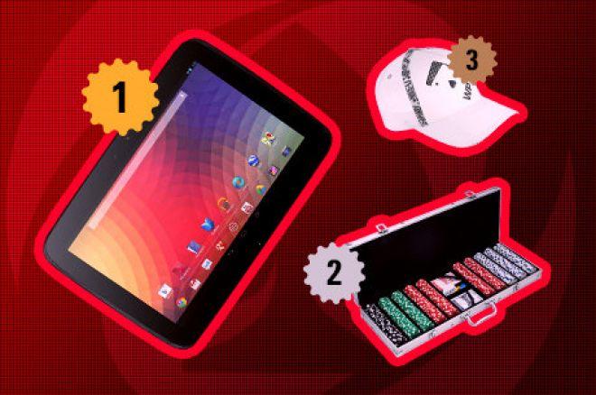 Nechajte sa rozmaznávať darčekmi The Random Gifts Promo! 0001