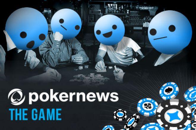 "PokerNews spouští ""The Game"", nový zdroj zábavy. 0001"