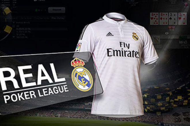 Bwin te trae regalos exclusivos del Real Madrid con la Real Poker League 0001