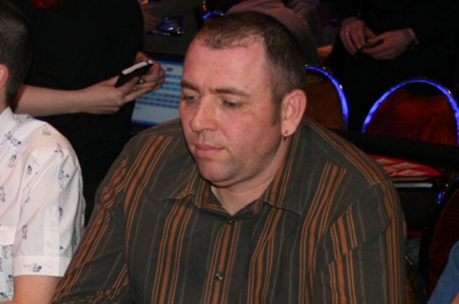 Anthony Nicholls at a £300 Deepstack at Dusk Till Dawn