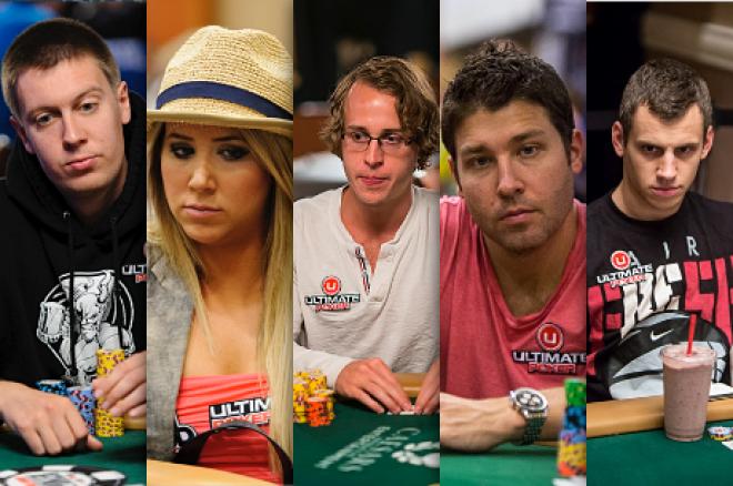 Ultimate Poker Despede Mais de Meia Equipa de Uma Só Vez 0001