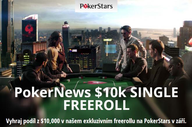 Vyhraj podíl z $10,000 v našem exkluzivním freerollu na PokerStars. 0001