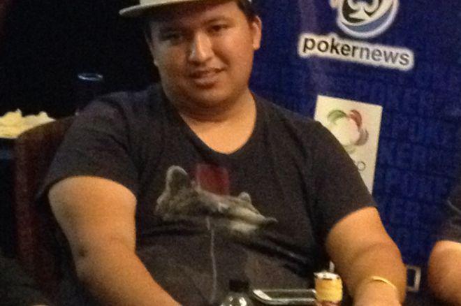 Hoy sabremos quien es el campeón del Room Poker Club en Guadalajara; Clasificados día 1C 0001