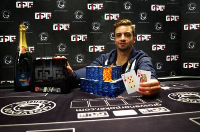 Ryan Foster: 2014 GUKPT Goliath Champion