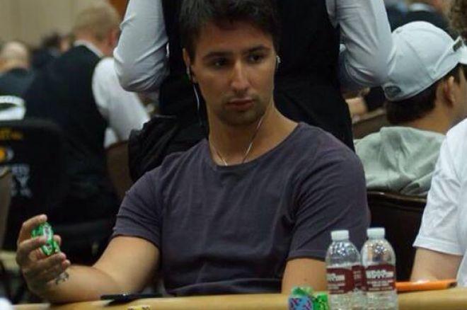Alen Bilić na WSOP 2014