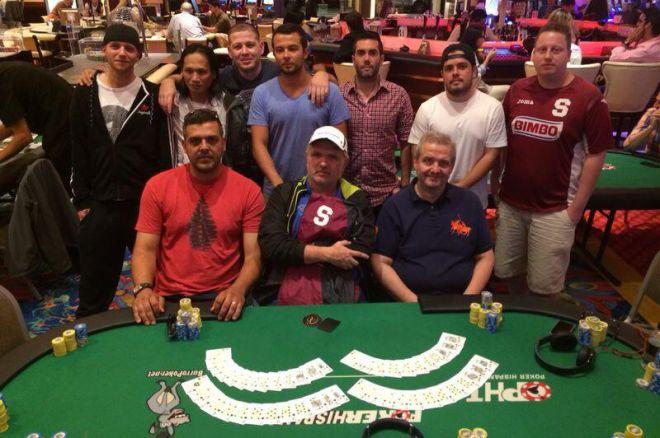 Grand Casino inauguró su sala de póker con gran torneo 0001
