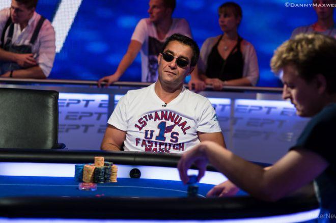 Hossein Ensan Lidera Final Table do ME PokerStars EPT Barcelona 0001