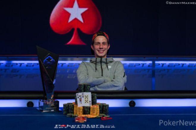 Andre Lettau, campeón del EPT de Barcelona de los récords 0001