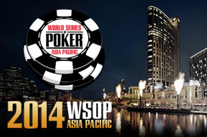 Открыта онлайн-регистрация на турниры WSOP Asia-Pacific 2014 0001