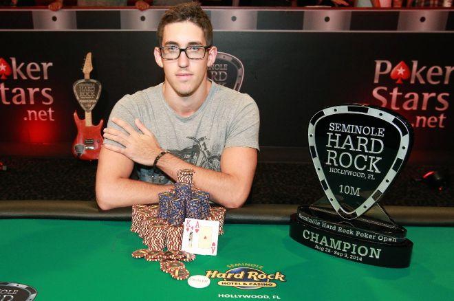 Dan Colman no tiene techo en el poker en vivo 0001