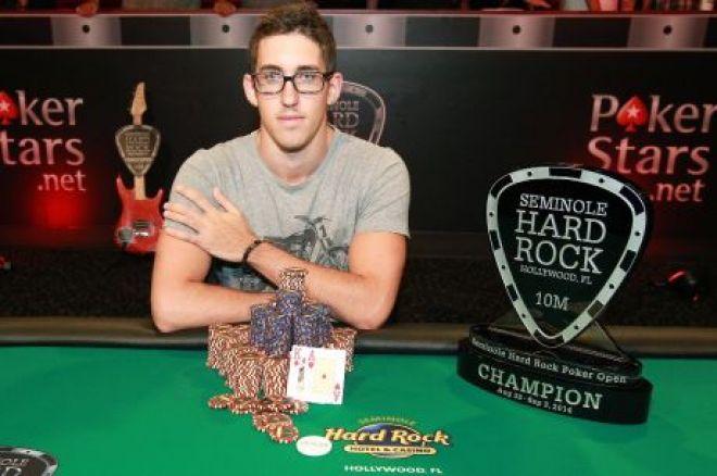 Даниел Колман спечели $1.5 милиона в Seminole Hard Rock при $2.5 млн овърлей 0001