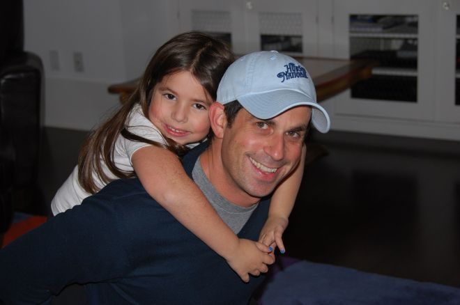 Poker Player Forms Charitable Foundation After Death of 9-Year-Old Daughter 0001